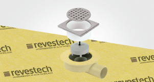 Revestech dry obra 1 5x1 for Impermeabilizar plato ducha